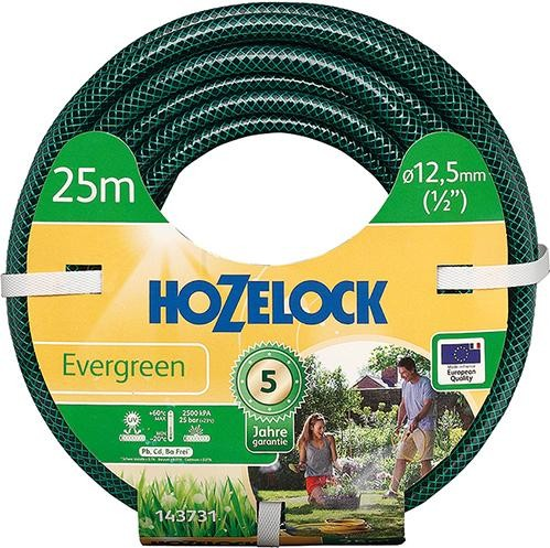 "Gartenwasserschlauch Evergreen 1/2""(12,5mm)"