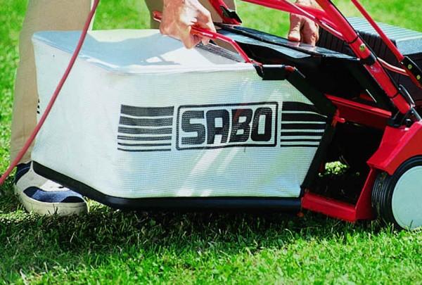 Fangsack FS 31 35 V EL SA350 für SABO Benzin Elektro Vertikutier