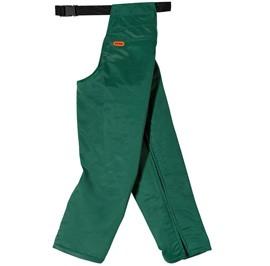 Ringsum-Beinschutz, grün