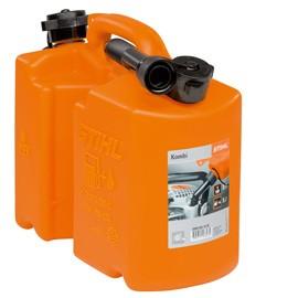 Kombi-Kanister orange, Standard
