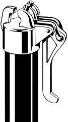 Leinenspanner,f.44mm DM. Wäschepfähle